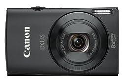 Canon IXUS 230 HS Digitalkamera (12 Megapixel, 8-fach opt. Zoom, 7,6 cm (3 Zoll) Display, bildstabilisiert) schwarz ab 159,- Euro inkl. Versand