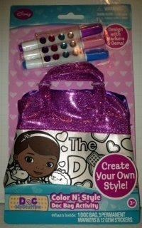 Color N' Style Doc Bag Activity, Doc McStuffins - 1