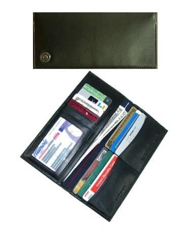 Tommy Hilfiger Pocket Secretary Wallet w/Dresser Valet