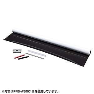 サンワサプライ アウトレット プロジェクタースクリーン(マグネット式) PRS-WB9012