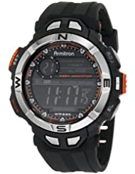 Armitron 408233ORG Chronograph Multi Function Accented