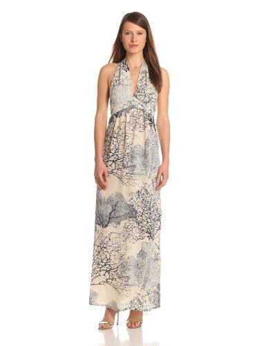 QSW Womens Halter Dress Medium