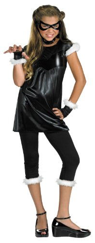 The Amazing Spider-man - Black Cat Girl Pre-Teen / Teen Costume