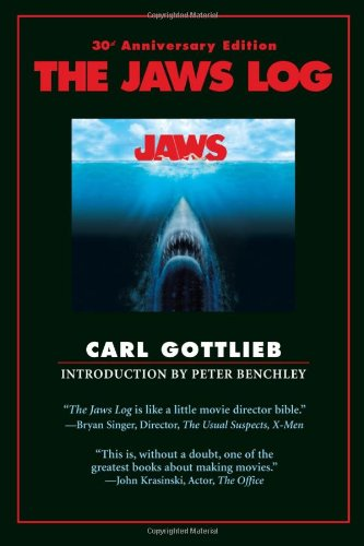 The Jaws Log: Third Edition (Newmarket Insider Filmbook)