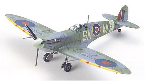 Tamiya - 60756 - Maquette - Spitfire MK V / VB Trop - Echelle 1:72