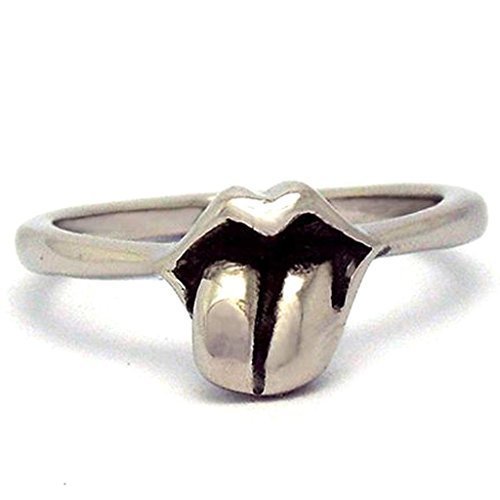 Epinki Women s 18K White Gold Plated Jewelry Finger Rings Inlaid White CZ