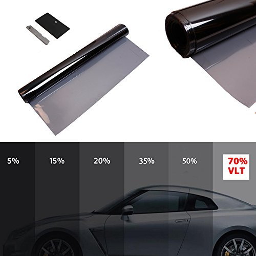 Airkoul Window Film Roll 2 PLY 70% VLT Car Tinting Heat Reduction (70 Vlt Window Tint compare prices)