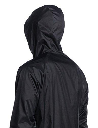adidas Herren Regenjacke Condivo 16, Black/Vista Grey S15, XL, AN9862 -