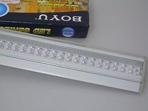 Boyu LED Series 2 Row Light Blue/White 60cm