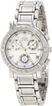 "Hot Sale Invicta Women's 4718 ""II Collection"" Limited Edition Diamond-Accented Stainless Steel Watch"