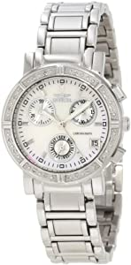 Invicta Women's 4718 II Collection Limited Edition Diamond Chronograph Dress Watch
