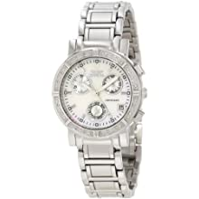 Invicta Women's 4718 II Collection Limited Edition Diamond Chronograph Watch