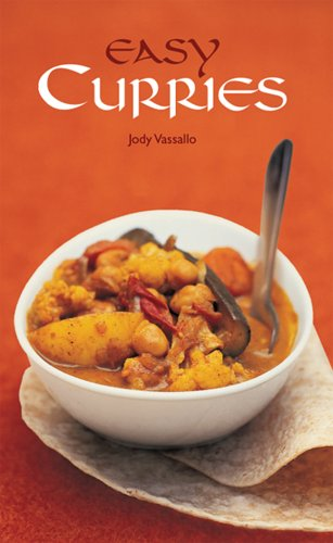 Easy Curries (Hachette Cooking), Jody Vassallo