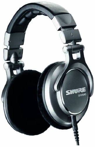 Shure SRH 940 Over the Ear Headphones