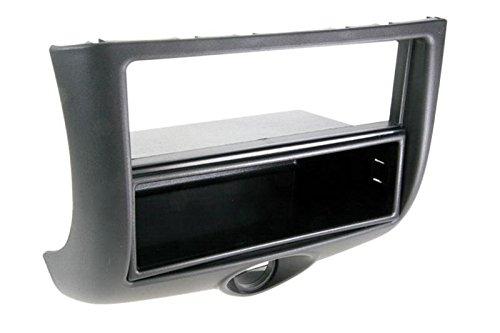 Radioblende-Toyota-Yaris-P1-ab-1999-bis-2003-2-DIN-mit-Ablagefach