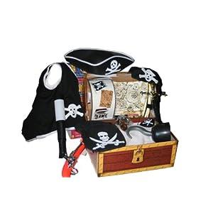 Pirates Dress-Up Treasure Chest!