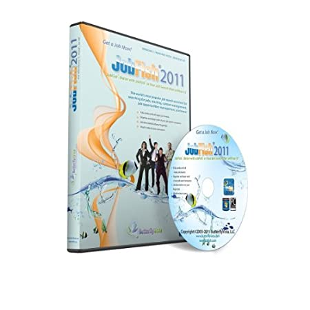 JobFish 2011 Software For Job Seekers: Find Employment, Register With Online Job Boards, Automate Job Search, Career Finder, Manage Your Resume, Manage Contacts, Task List, and More
