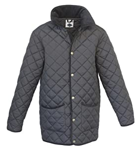 Toggi Men's Kendal Quilted Jacket - Black, X-Small