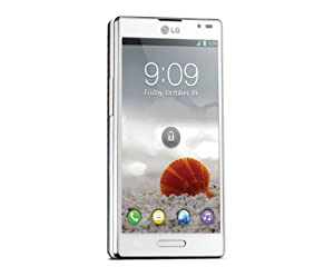 LG P760 Optimus L9 Smartphone (Dual Core, 1GHz, 11,9 cm (4,7 Zoll) Touchscreen, 5 Megapixel Kamera, 1GB RAM, Android 4.0) weiß