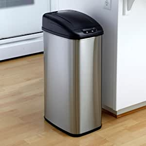 amazon kitchen trash can