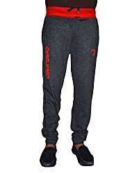 Crux and Hunter Men's Straight Track Pants [Anthra] [Large]