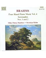 Oeuvres Pour Piano A 4 Mains Vol 4