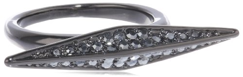House of Harlow 1960 Donna    Metallo dorato      FASHIONRING, Metallo dorato, 12, cod. R002079G SIZE 6