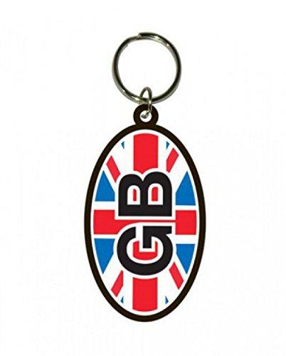 Regno Unito - Gb, Flag Portachiave (6 x 4cm)