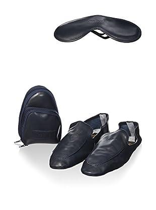 ALDO BRUE' Zapatillas de estar por casa (Azul)