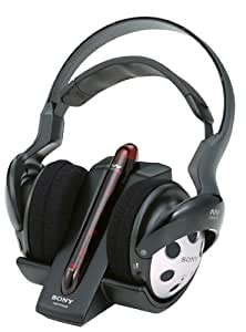 Sony MDR-IF540RK Wireless Headphone System with Rechargeable Battery (Discontinued by Manufacturer)