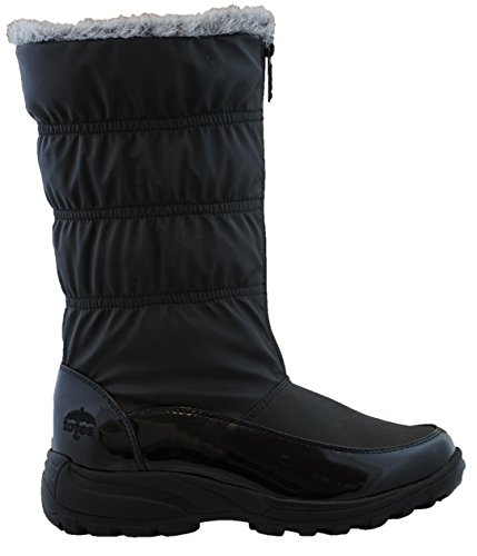 totes womens rogan snow boot available in medium and wide