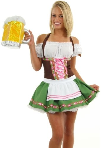Deal to day Leg Ave Womenu0027s Gretchen Costume  sc 1 st  In Character Costumes LLC Menu0027s Bavarian Guy Costume with Pullover ... & Deal to day Leg Ave Womenu0027s Gretchen Costume | In Character Costumes ...