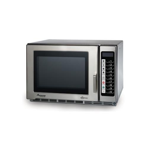Amana 1200W Microwave Model Rfs12Ts back-568984