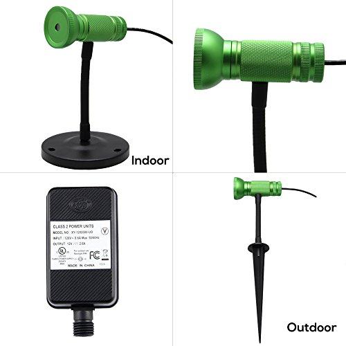 Poeland Mini Garden Landscape Light Green