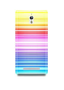 Colorful Pattern Oppo Find 7 Case