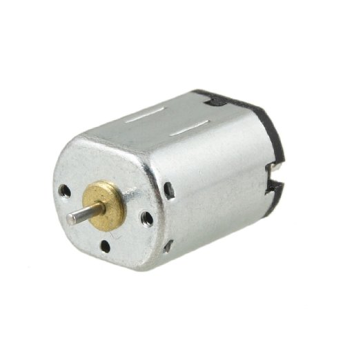 Magnetic Mini Motor 4.5V Dc 18000 Rpm For Electronic Toy