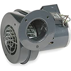 Dayton 1TDP3 Round OEM Blower With Flange, Voltage 115, 3016 RPM Replacement for 4C443