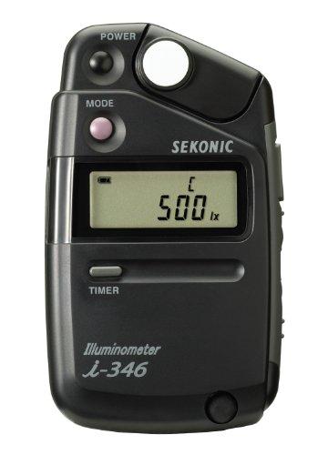 Sekonic i-346 Illuminometer Light Meter