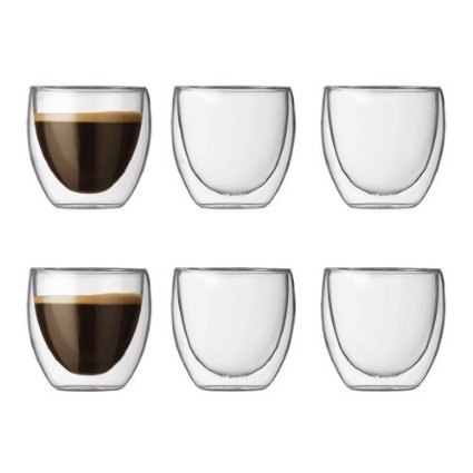 VERRE A EXPRESSO - LOT DE 6 - INTERHOME©