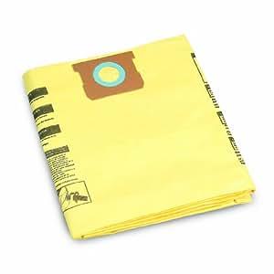 Shop-Vac 906-72 High Effeciency Collector Filter Bags, 10 - 14 Gallons