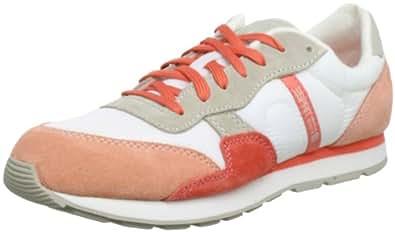 Esprit P13150, Baskets mode femme - Rouge (Peach Red 622), 39 EU