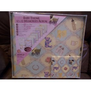 Baby's Deluxe Scrapbooking Kit: With Bonus Brag 