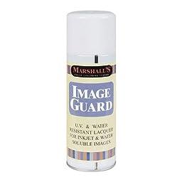 Marshall Image Guard UV/Water Resistant Spray for Inkjet Paper 13oz. - Marshall MSIG