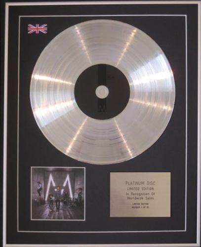 CD Platinum, motivo: MAROON 5, SOON, WON'T è la prima