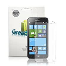 buy Greatshield Ultra Anti-Glare (Matte) Clear Screen Protector Film For Samsung Ativ S / I8750 (3 Pack)
