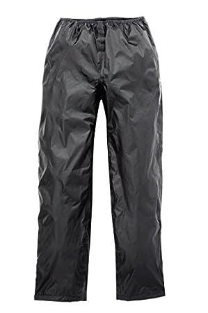 Tucano Urbano - Pantalon de pluie moto Panta Nano - Taille : XL - Couleur : Noir