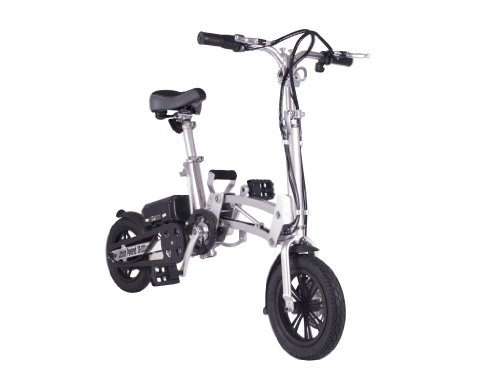 X-Treme Electric Xb-200Li E-Bike - Super Folding Electric Bicycle (Aluminum)