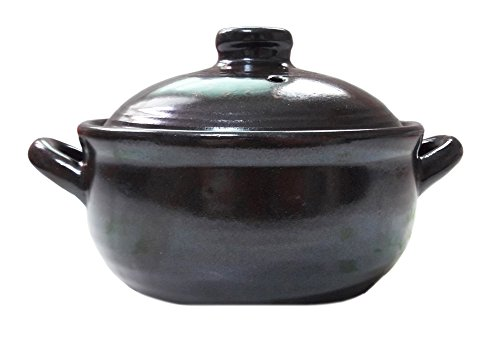 Korean Traditional Earthenware Hot Pot for Dolsot Bibimbap Stew Soup Boiled Dishes (Korean Stone Pot compare prices)