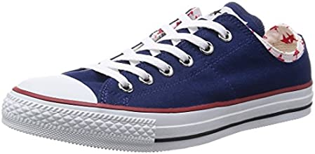 [コンバース] CONVERSE スニーカー ALL STAR W ST OX AS W ST OX NVY (ネイビー/8)