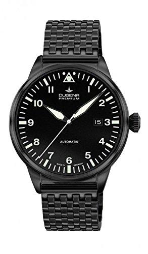 Dugena Premium mecánica reloj hombre Kappa7 Airtrip automática 7090307